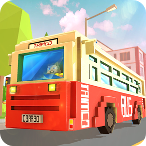 City Bus Simulator Craft 2017  1.0