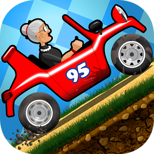 Angry Gran - Hill Racing Car 1.4.0