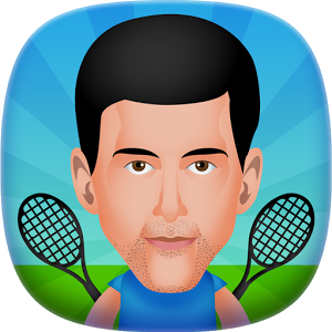 Circular Tennis 2 Player Games 1.5