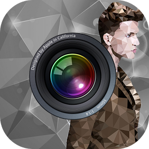 Photo filter-polygon effect 1.3.6