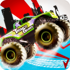 Monster Truck 4x4 Stunt Racer  1.5