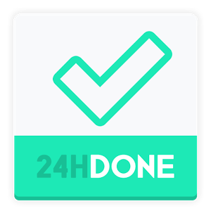 24hDone - 24 hours To-Do list