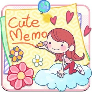 Cute Memo: Cloud Sticky Notes 1.1.0