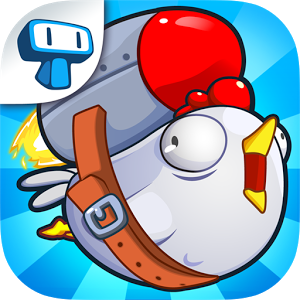 Chicken Toss - Cannon Launcher