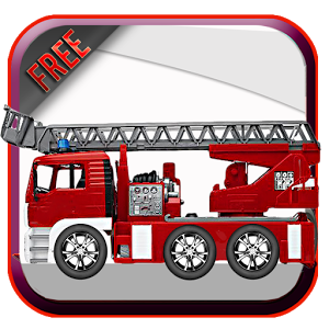 Fire Truck Game For Kids