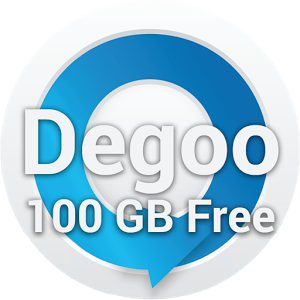 100GB Free Cloud Storage Degoo  1.24.3.170506