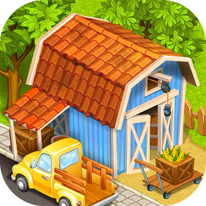Farm Town:Happy City Day Story  2.30 (Free Shopping)