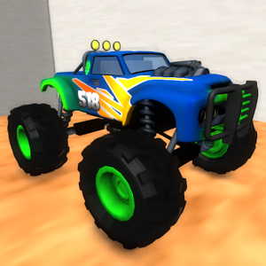 Monster Truck Racing 3D  1.01