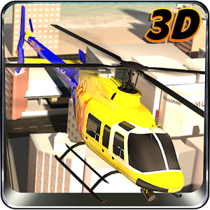 City Helicopter Flight Sim 3D 1.0.2