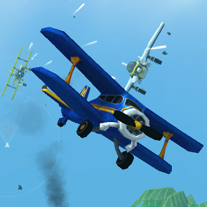 Dogfight Aircraft Combat Games 1.5f