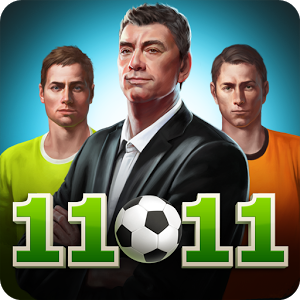 11x11: Football manager 2017  1.0.2376