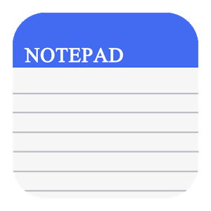 Notepad - Notes  1.2.5