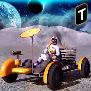 Space Moon Rover Simulator 3D  1.1
