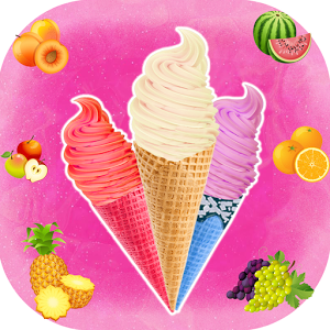 Frozen ice cream cooking games 9.3