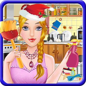 Kitchen wash games for girls  14.2