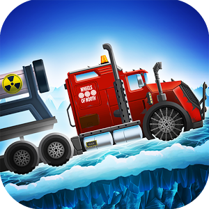 Ice Road Truck Driving Race  unknow
