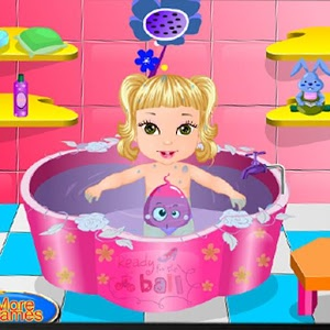 Baby Princess Caring Game