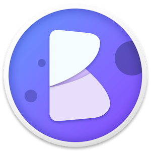 BoldR - Icon Pack