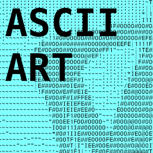 Photo Text ASCII Art  1.3.2