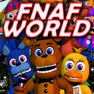FNAF World 1 0 apk (com scottgames fnafworld) free download