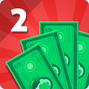 Make Money Rain: Cash Clicker  128