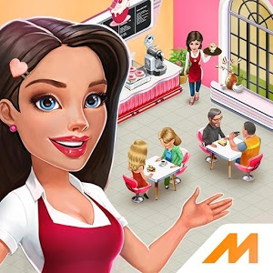 My Cafe: Recipes & Stories  2018.13.2 [Mod Money]