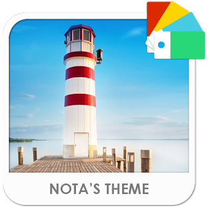 Lighthouse Xperia Theme