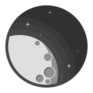 MOON - Current Moon Phase 2.1