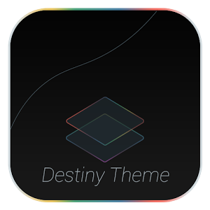 Substratum DestinyBlack Theme