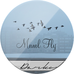 Material Fly Theme