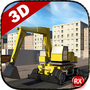 Road Construction Simulator 3D