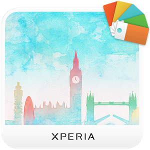 XPERIA™ Cityscape London Theme