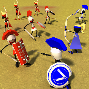 Greek Warriors : Castle Defence 4.3 (Free Shopping)