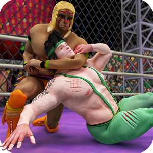 Wrestling Revolution 3D 1 600 apk (air WR3DFree) free