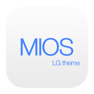 MIOS Theme for LG G6 V20 & G5  2.2