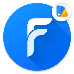 Flux White - Substratum Theme