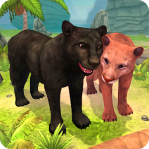 Panther Family Sim Online : Play Online