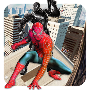 Super Spider Hero Anti Terrorist Battle: Spider 3D 1.1