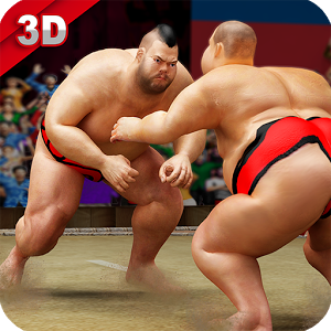 Sumo Stars Wrestling 2018: World Sumotori Fighting1.0.4 (Mod Money)