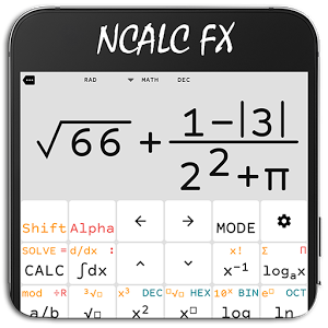 Natural Scientific Calculator N+ FX 570 ES/VN PLUS
