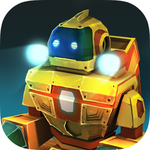 Jack the Miner: Robot Gem Mining Game in HD World unknow