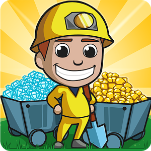 Idle Miner Tycoon1.45.0 (Mod Money)