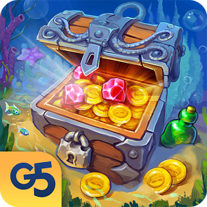 "Pirates & Pearlsâ""¢: A Treasure Matching Puzzle"