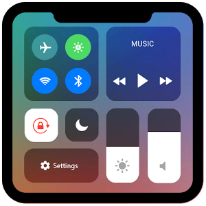 OS 11 iLauncher Phone 8 & Control Center OS 11 2 7 2 [Prem] apk (com