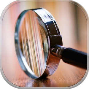 Magnifying Glass Flashlight PRO 1.3 (Ad-free)