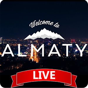 3D Almaty Live Wallpapers