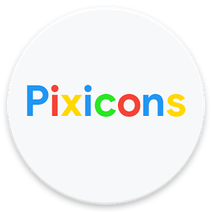 Pixicons - Icon Pack 1.0 [Paid]