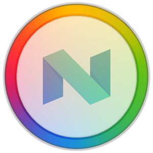 Nougat Launcher for KitKat &Lollipop 5.0
