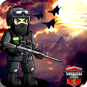 Surgical Strike - Indian Army 1.9 (Mod Money)