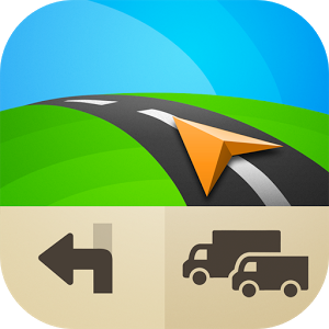 Sygic Truck GPS Navigation 13.7.4 build 135 [Patched APK]
